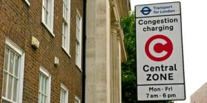 foto congestion tax