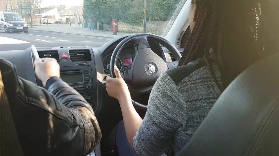 conducir en londres con un permiso de conducir español