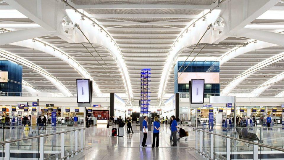 aeropuerto de londres