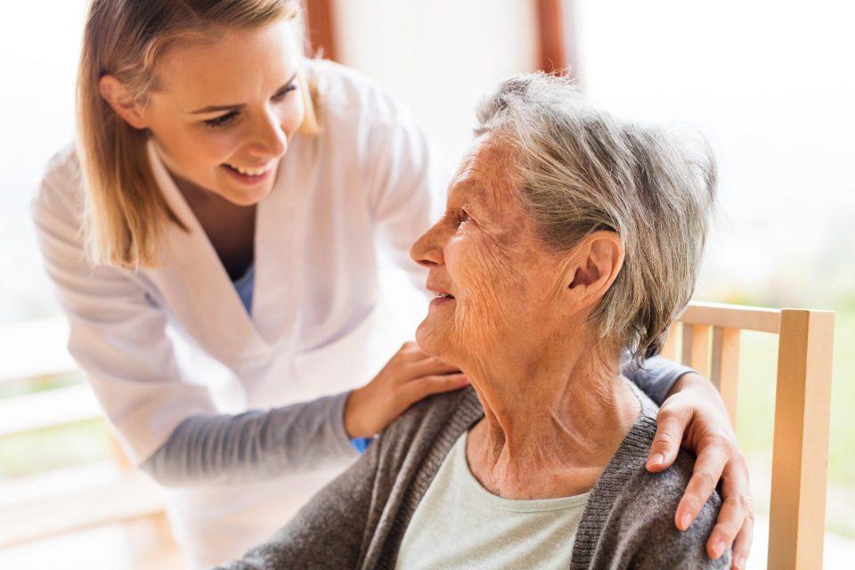 Trabajo en londres cuidando ancianos