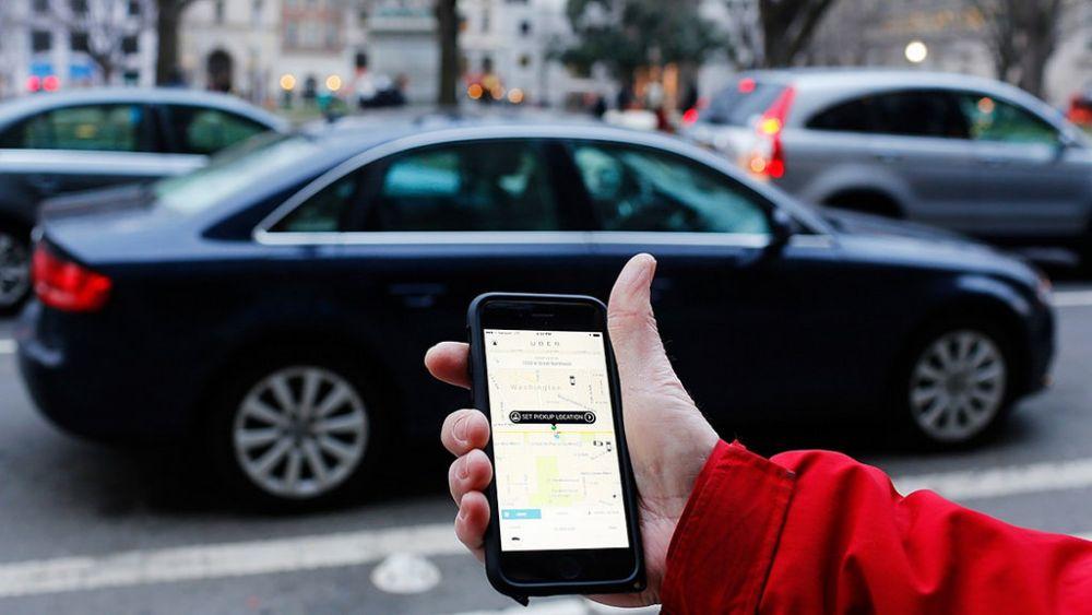 trabajar como conductor de uber en londres