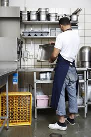 trabajo en londres como kitchen porter