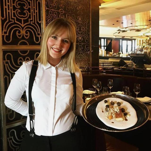 comis waiter