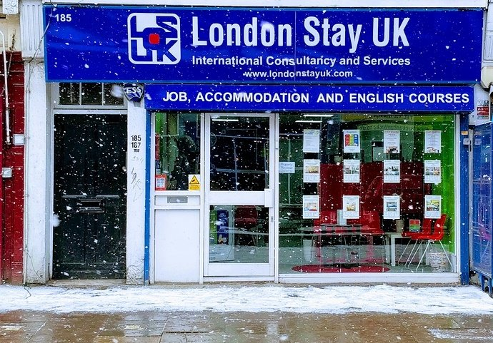 Trabajo y alojamiento en Londres para españoles